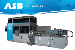 ASB demonstrates machines at Chinaplas 2016