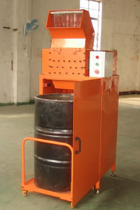 Bottle Shredder for sale