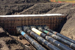 What Kinds Of Pipes Are Used For Natural Gas