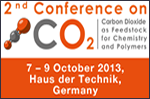 Carbon Dioxide as Feedstock for Chemistry and Polymers - 2nd Conference