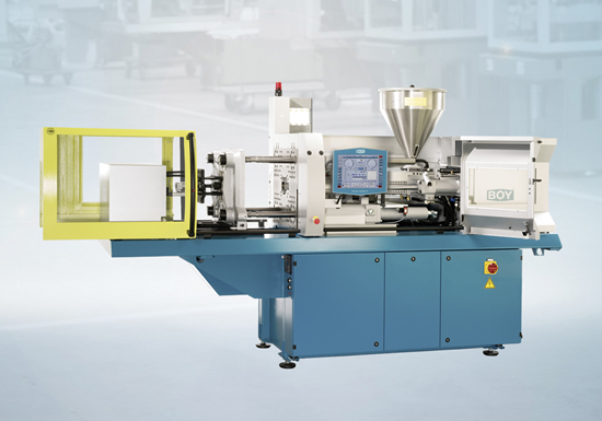 BOY Injection Moulding Machine