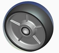 Custom Development of castor wheels