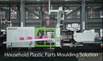 Household Plastic Parts Molding Solution