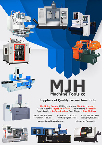 MJH Machine Tools Open Day