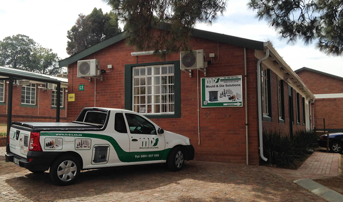 Mould and Die Modderfontein office and warehouse