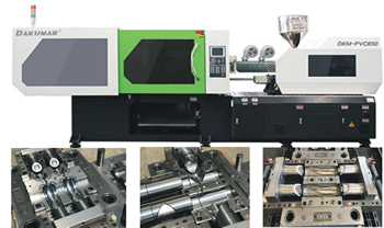 Fitting Injection Molding Lines