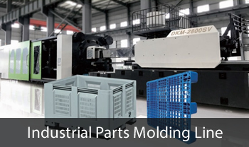 Industrial Parts Molding Line