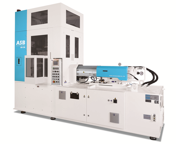 ASB injection blow moulding machine