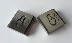 3D-printed metal mould inserts