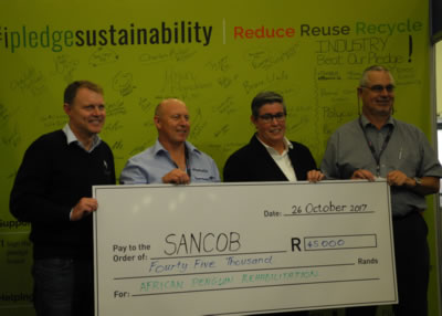 Plastic and Packaging Industries South Africa Sign Pledge