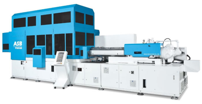 1 Step Injection Moulding Machine