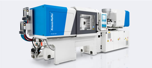 All-electric injection molding machines